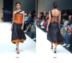 Dresses by Bongiwe Walaza Shweshwe